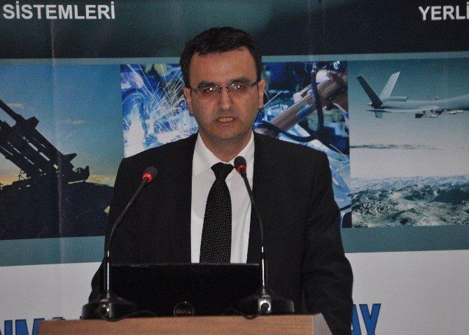 Trakya Savunma Havacılık Ve Uzay Sistemleri Alt Sanayi Yerlileştirme Zirvesi Tekirdağ'da Başladı