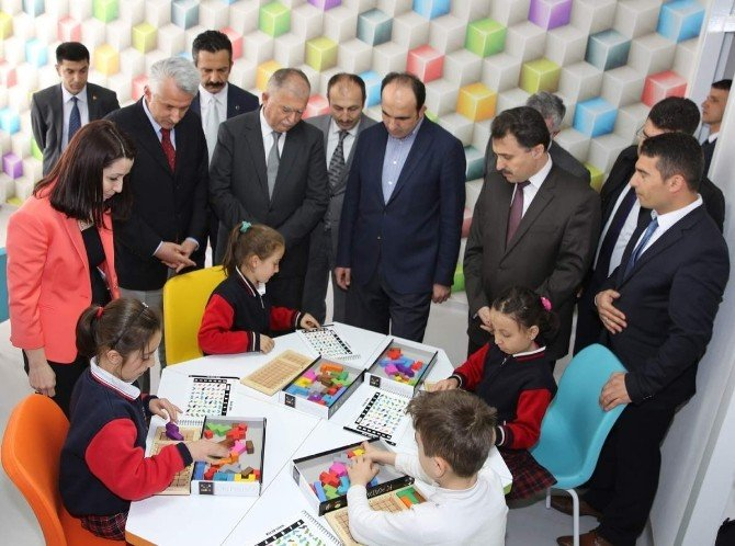 Konya'nın İlk Bilişsel Eğitim Sınıfı Selçuklu'da Açıldı