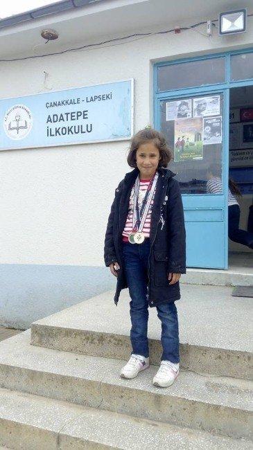 Özel Sporcular Yarışmasında Türkiye 1'incisi Oldu