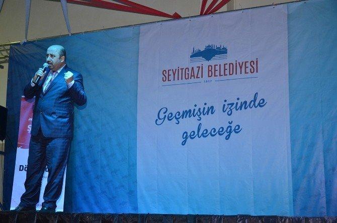 Ömer Döngeloğlu Seyitgazi'de