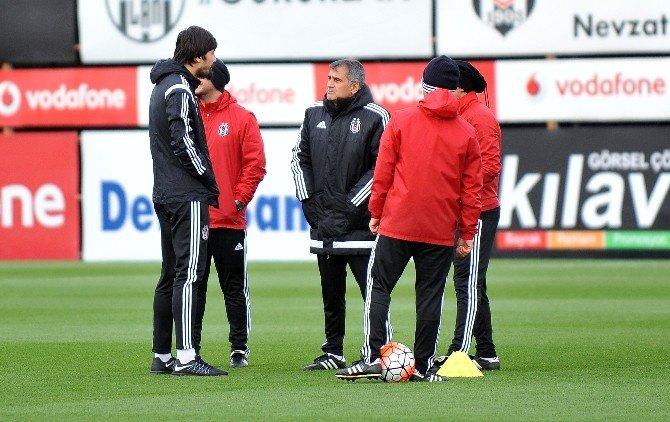 Beşiktaş, Antalyaspor Maçı Hazırlıklarını Sürdürüyor