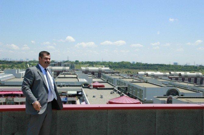 Tekstilkent Dev Projelerle Büyüyecek
