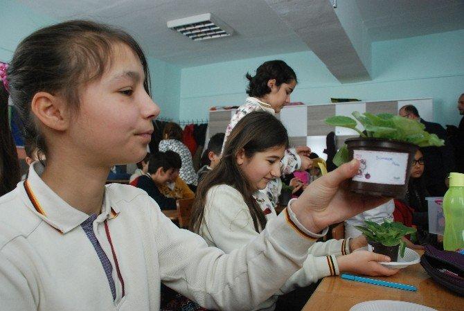 Sınıfları Çiçek Gibi Olacak