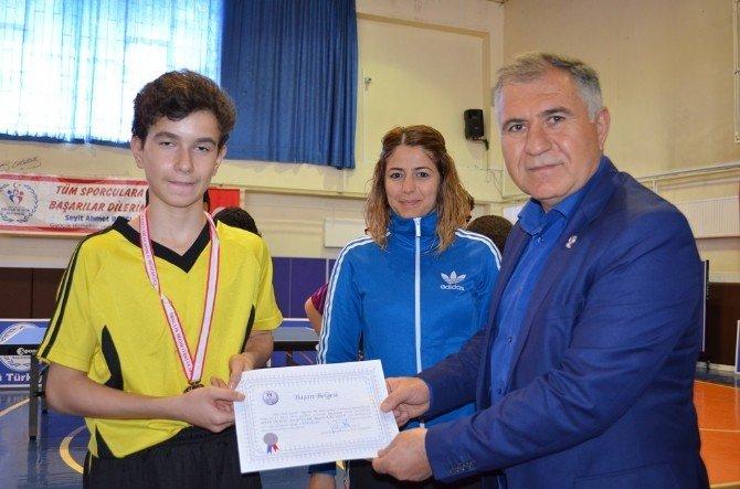 Masa Tenisi Türkiye Finalistleri Belli Oldu