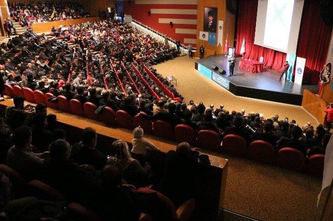 'Yeni Türkiye Yeni Gelecek' Konferansı Erzurum'da Yapıldı