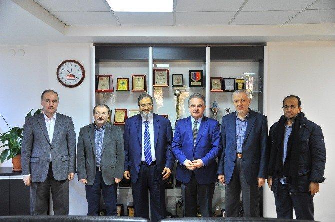 Sakarya Üniversitesi'ne Arabistan'dan Öğrenci Gelecek