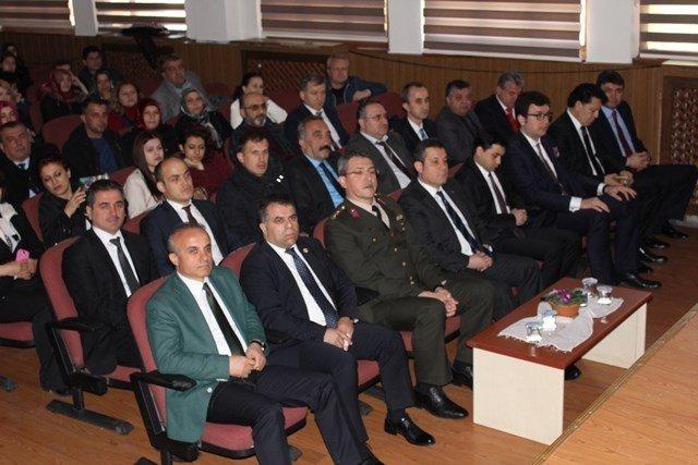 Safranbolu'da Çanakkale Şehitleri Çeşitli Etkinliklerle Anıldı