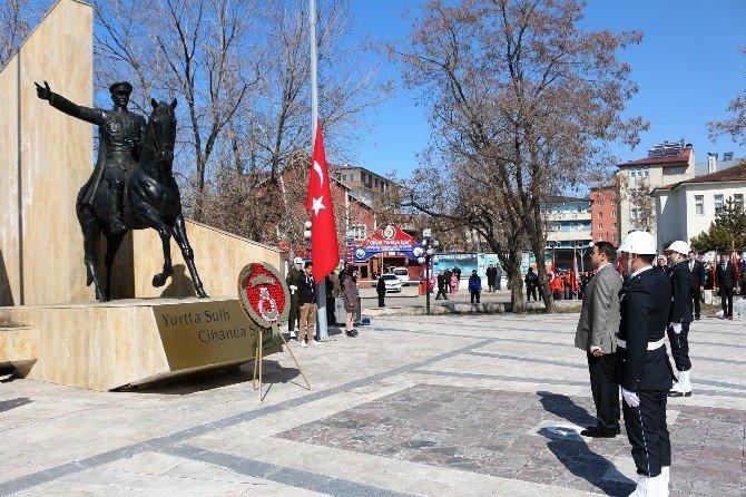 Ağrı'da 18 Mart Çanakkale Zaferi Programı