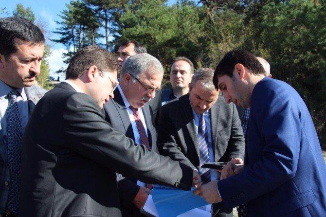 Bartın'da TOKİ'ye Başbakanlık Oluru Alındı