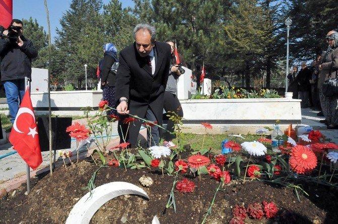 Akşehir'de Çanakkale Zaferi Ve Şehitleri Anma Günü Etkinlikleri