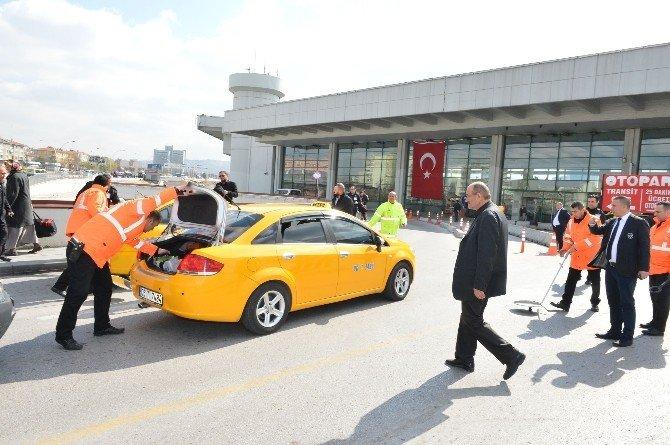 AŞTİ'de Güvenlik Önlemleri Artırıldı