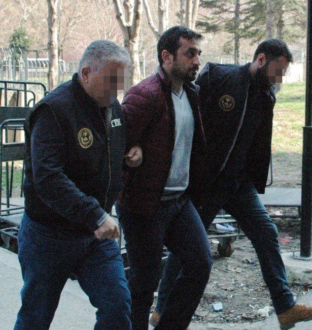 Ankara'daki Terör Saldırısı Zanlıları Adliye'de