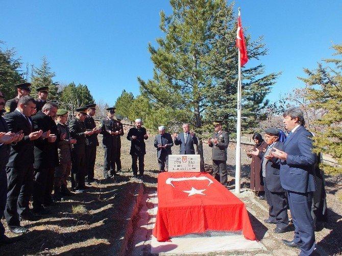 Pınarbaşı'nda 18 Mart Şehitleri Anma Günü Törenle