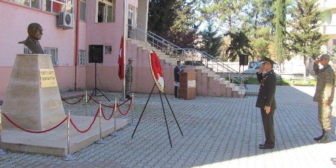 Araban İlçesinde, 18 Mart Şehitleri Törenle Anıldı