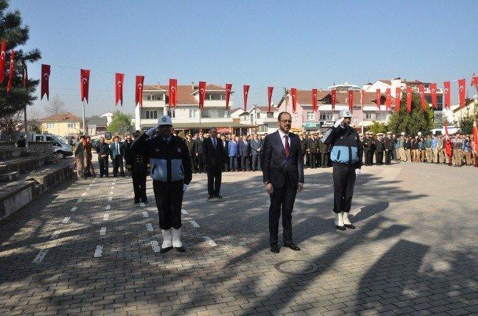 Başiskele'de Çanakkale Zaferinin 101.yıl Dönümü Kutlandı