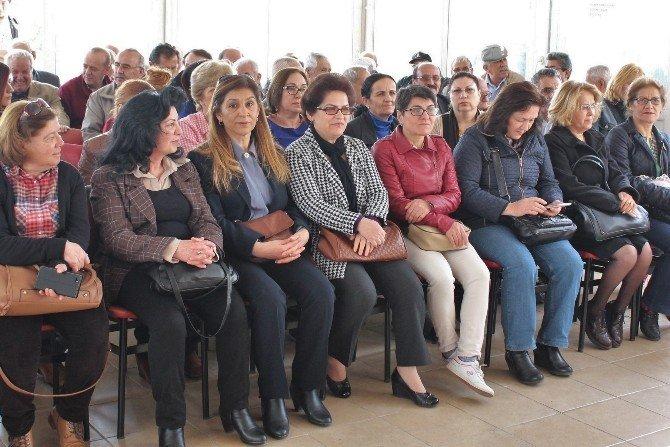 Baydar, Nazilli'de Avrupa'yı Eleştirdi