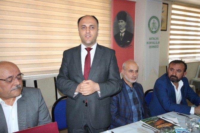 Beyşehir Belediyesi'den Antalya Ziyareti