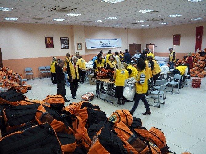 Türk Lions Derneği'nden Sığınmacılara Destek