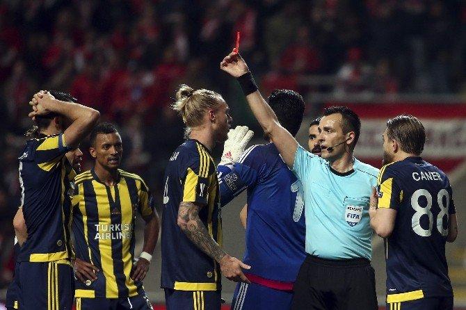 Fenerbahçe'den Üzücü Veda