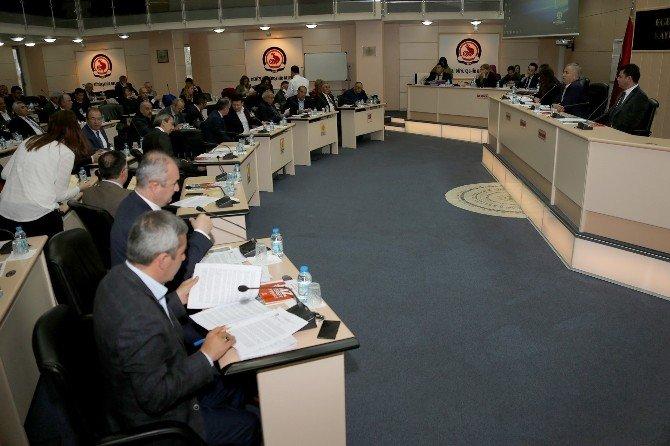 Meclis Toplantıları İlçelerde Yapılacak
