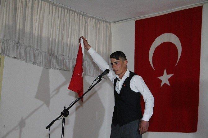 Oltu'da Çanakkale Şehitlerini Anma Programı