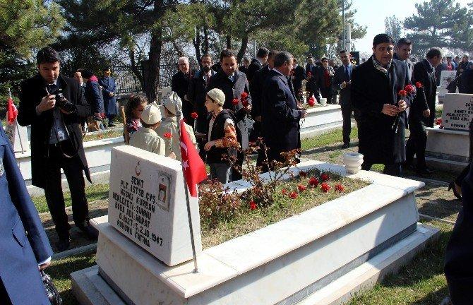Kütahya'da Çanakkale Zaferi'nin 101. Yıl Dönümü