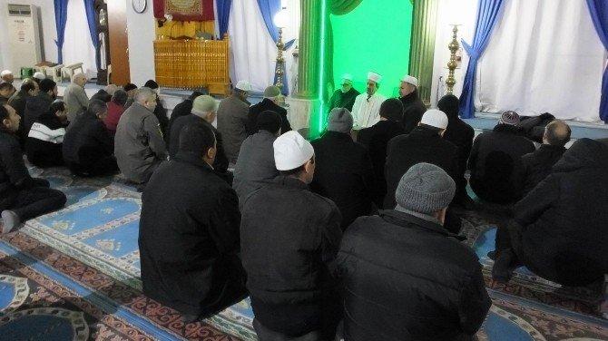 Burhaniye' De Çanakkale Şehitleri İlahilerle Anıldı