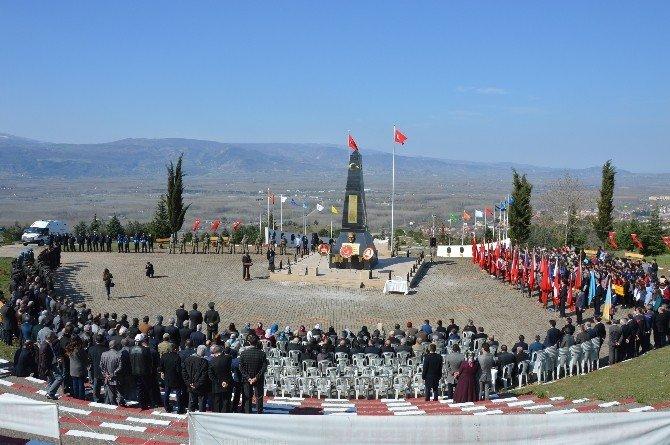 Çanakkale Zaferi'nin 101. Yıl Dönümü Niksar'da Kutlandı