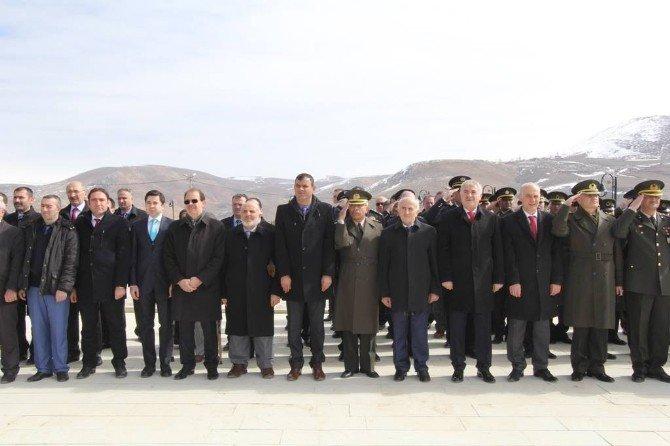 18 Mart Çanakkale Deniz Zaferinin 101. Yıl Dönümü Ve Şehitleri Anma Günü