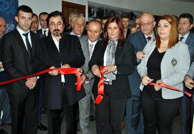 Başkan Çerçioğlu, Çanakkale 1915 Gezici Müzesi'nin Açılışını Gerçekleştirdi