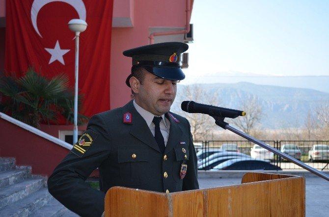Kargı'da Çanakkale Zaferi Ve Şehitleri Anma Etkinliği