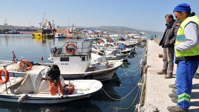Denizden Türk Bayrağı Çıktı