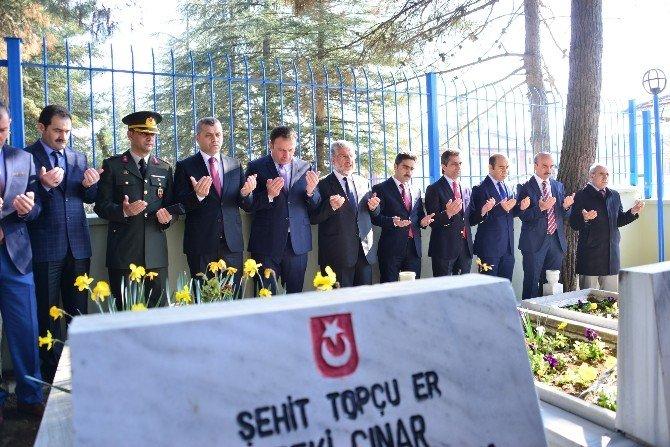 Erbaa'da Çanakkale Zaferi'nin 101.yılı