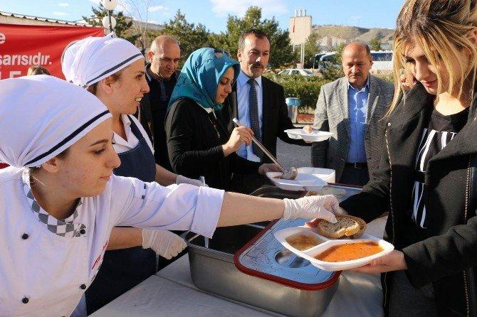 Erzincan Kyk İl Müdürlüğü'nden Anlamlı Program