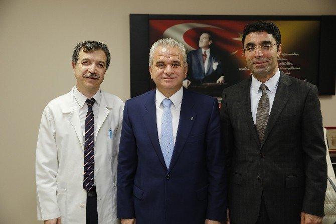 ETO Başkanı Özel Ümit Çalışanlarının Tıp Bayramını Kutladı
