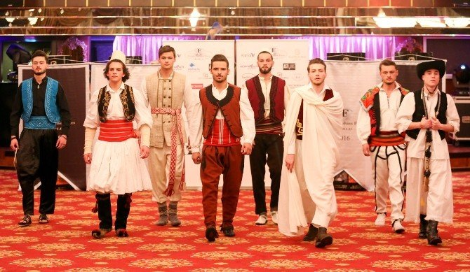 Future Fashion Faces World Güzelleri Antalya'da