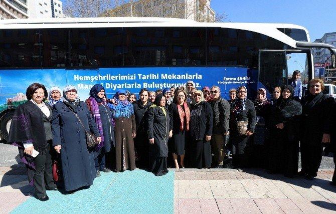 Gazi Kentin Kadınlarına Tarih Ve Kültür Yolculuğu