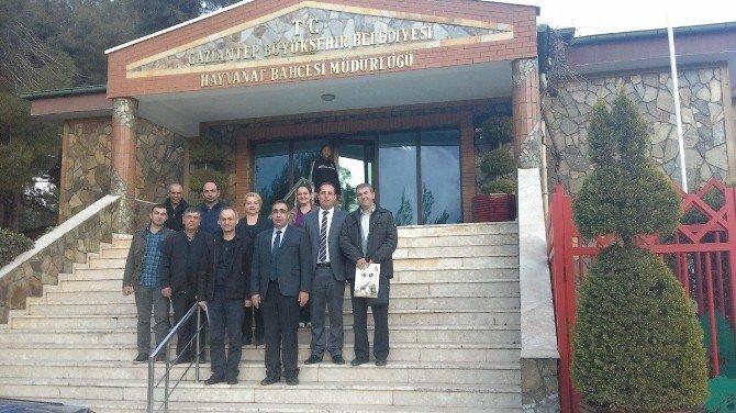 Gaziantep Hayvanat Bahçesi'nin Kalite Belgesi Yenilendi