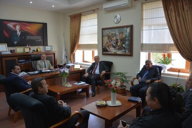 Genel Müdür Başa Gökbüet Barajı Su Birliği Toplantısına Katıldı