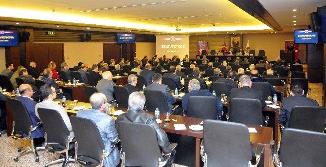 GSO Meclis Toplantısı Yapıldı