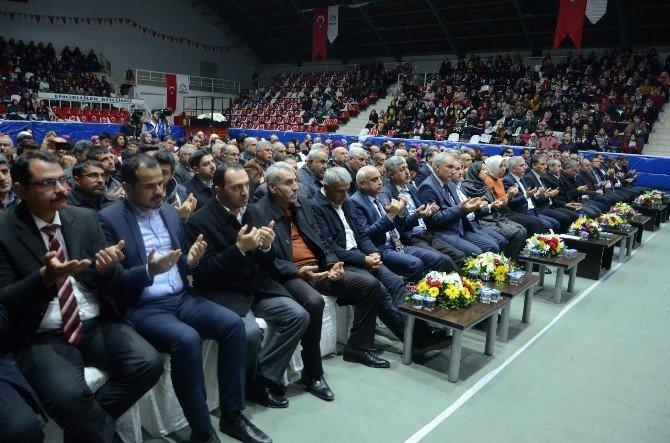 Türgev Çanakkale Şehitlerini Malatya'da Andı