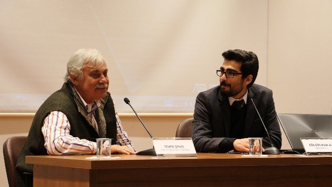 KBÜ'de Türk Sinemasının Geleceği Konuşuldu