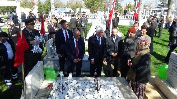 Karaman'da Çanakkale Zaferi'nin 101. Yıldönümü Etkinlikleri