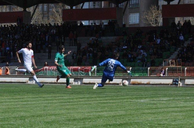 Bodrumspor, Diyarbakır'da 3 Puan Bıraktı