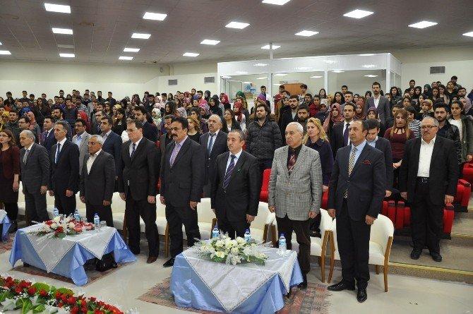 """KAÜ'de """"İstiklal Ruhunun Çanakkale'de Yansımaları"""" Konulu Panel Düzenlendi"""
