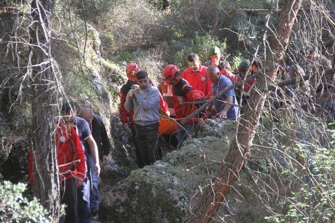 Kayıp Şahıs 9 Gün Sonra Ormanda Bulundu
