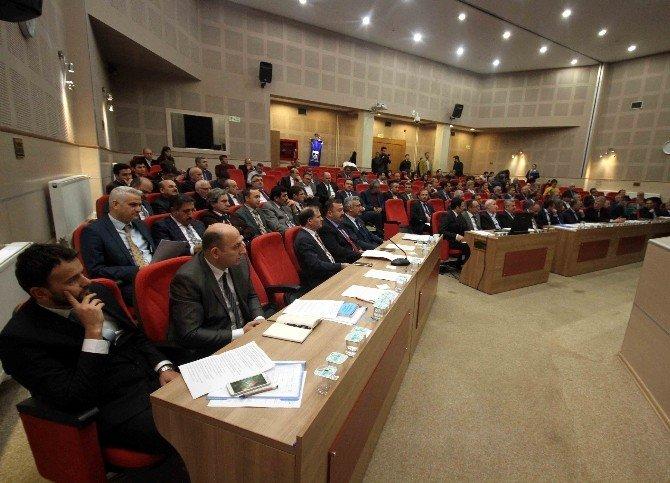 Kocaeli Büyükşehir Mart Meclis Toplantısı Yapıldı
