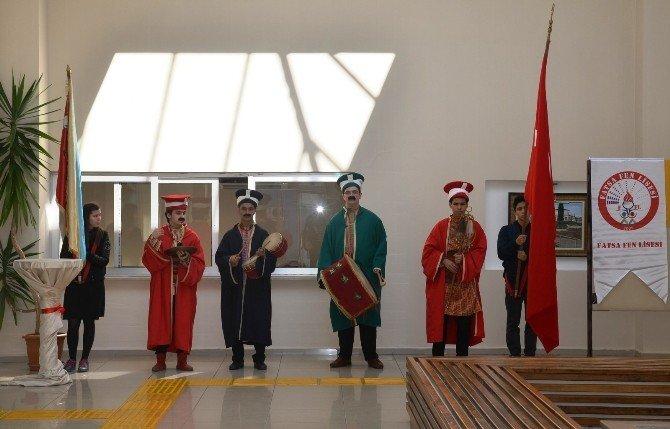 Fatsa'da Çanakkale Zaferi'nin 101. Yılı Törenlerle Kutlandı