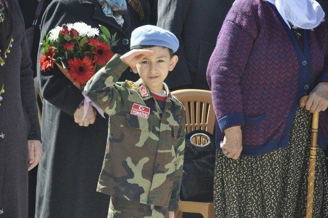 Aksaray'da Çanakkale Zaferi'nin 101'inci Yıldönümü Kutlandı