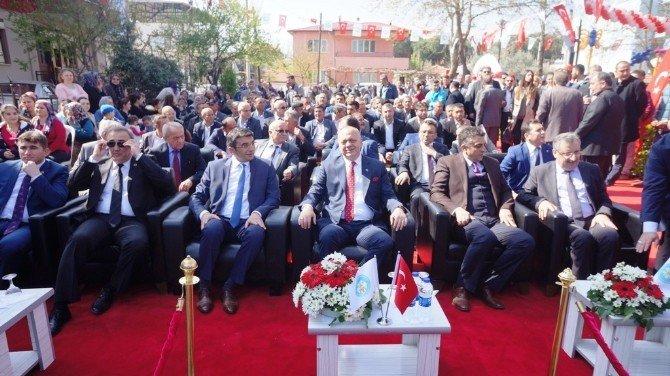 Büyükşehirin Yatırımları Sarıgöl'de Hizmete Girdi